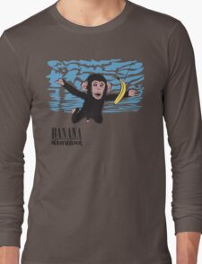 Banana Nirvana Long Sleeve T-Shirt