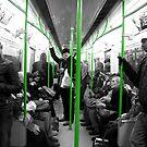 London: District Line, Green by JKScatena
