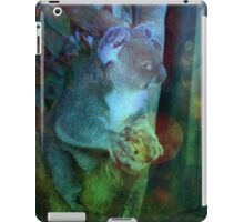 Koala Has Seen Things iPad Case/Skin