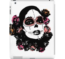 Day of the dead #2 iPad Case/Skin