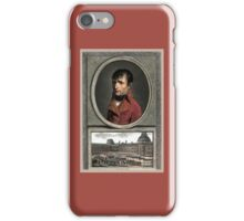 Napoleon Bonaparte -- Troop Review iPhone Case/Skin