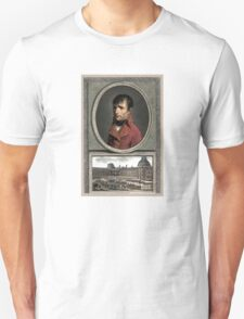 Napoleon Bonaparte -- Troop Review Unisex T-Shirt