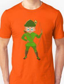 Robin Hood, Toon Boy No 23  T-Shirt