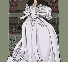 Theatre de la Labyrinth color by Karen  Hallion
