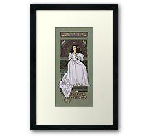 Theatre de la Labyrinth color Framed Print