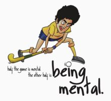 Hockey by Surani Bandara