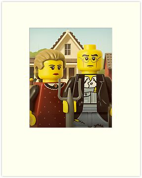 American Gothic by powerpig