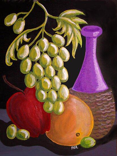 """""""Wine Art 2"""" by Steve Farr"""