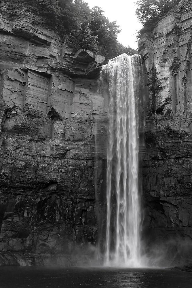 Taughannock Falls by Mark  Reep