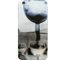Glass Refraction Reflection iPhone Case/Skin
