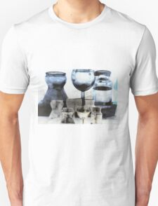 Glass Refraction Reflection T-Shirt