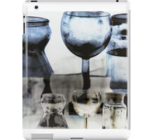 Glass Refraction Reflection iPad Case/Skin