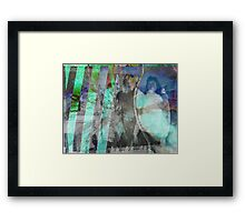 Time and the American Family Framed Print