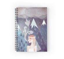 About love Spiral Notebook