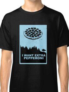 Xtra-Pepperoni Classic T-Shirt