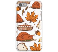 THANKSGIVING iPhone Case/Skin