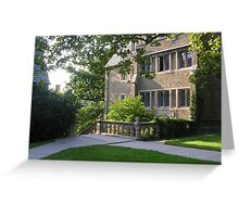 Founders Hall Greeting Card