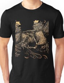 Two Kings - Roosters Unisex T-Shirt