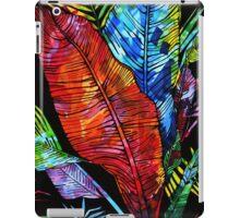 colourful leaves iPad Case/Skin