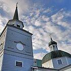 Russian Orthodox Church #2 by Bob Hortman