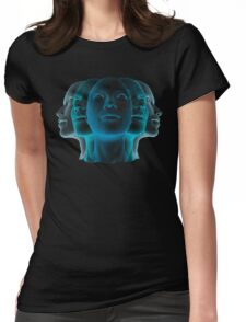 Faces Womens Fitted T-Shirt