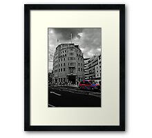 This Is The BBC Framed Print