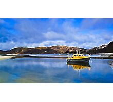 The Boat Photographic Print