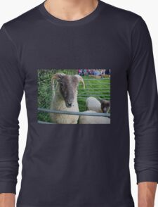 Posing For The Camera Long Sleeve T-Shirt
