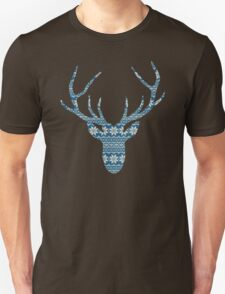 Nordic Stag (Blue) T-Shirt