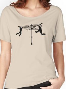 Merry Go Hills Hoist Women's Relaxed Fit T-Shirt