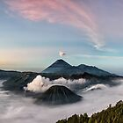 Mount Bromo Sunrise by Mieke Boynton
