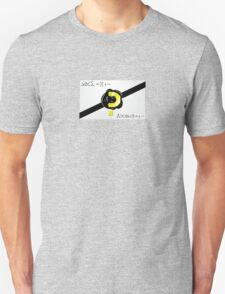 Timelord Calling Card Unisex T-Shirt