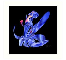Abstract Fractal Art Print