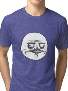 Me Gusta Dynamic Design Tri-blend T-Shirt