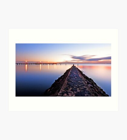 Shorncliffe Sunrise Art Print