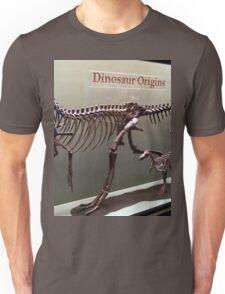 Ancient Wannanosaurus Unisex T-Shirt