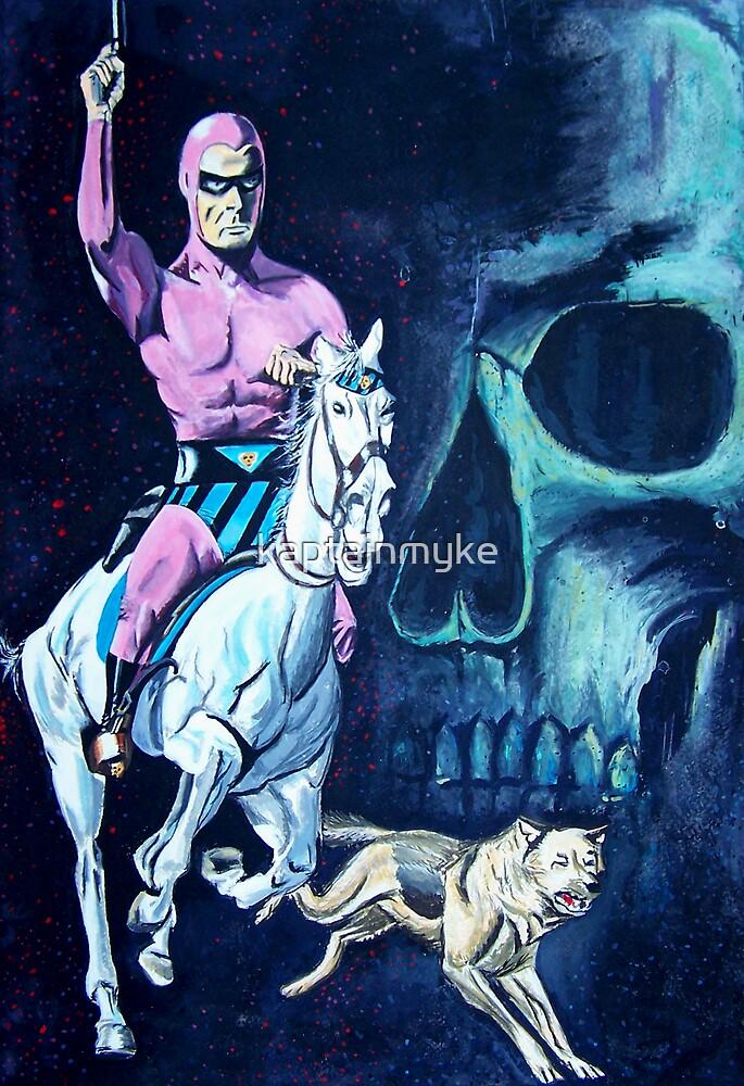 The Phantom by kaptainmyke