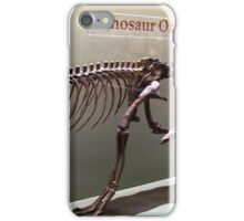 Ancient Wannanosaurus iPhone Case/Skin