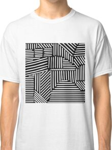 Strypes BW Classic T-Shirt
