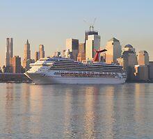 Cruise Ship Carnival Glory by pmarella