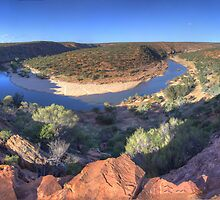 Kalbarri Gorges  by MarcRusso