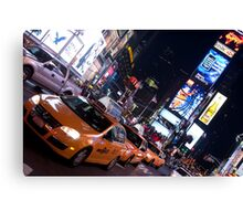 Times Square, New York Canvas Print