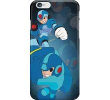 Rockman X and classic Rockman iPhone Case/Skin