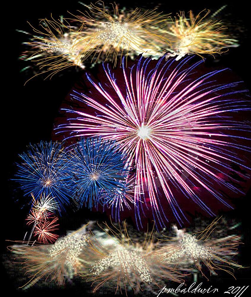 """Happy Birthday USA!"" by Patrice Baldwin"