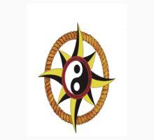 Yin Yang Star by Jacksonthunder