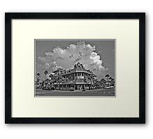 The Hurricane Framed Print