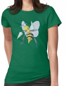 Beedrill Womens Fitted T-Shirt