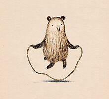 Skipping Bear by Sophie Corrigan