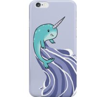 Narwhal Surf iPhone Case/Skin