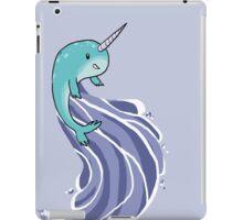 Narwhal Surf iPad Case/Skin